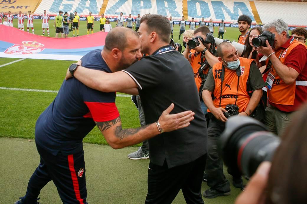 Crvena Zvezda ,Partizan, Kup Srbije, Derbi