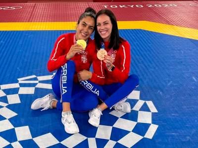 Olimpijske medalje srbije, OI Tokijo