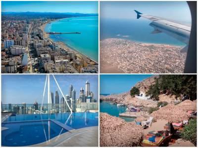 Turizam plaže dubai albanija rodos grčka