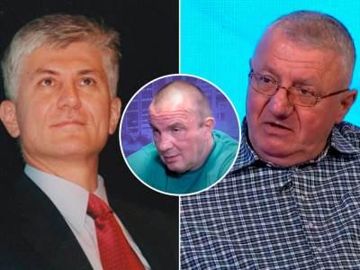 Šešelj Đinđić  Milorad Tomić