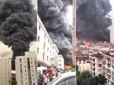 Istambul-Požar