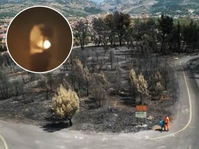 podmetanje požara podgorica