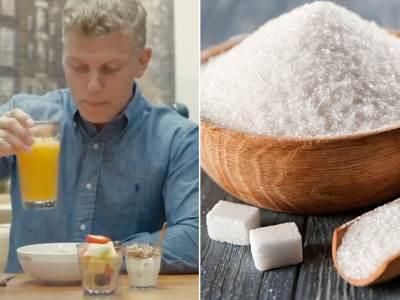 čovek koji nije jeo šećer mesec dana