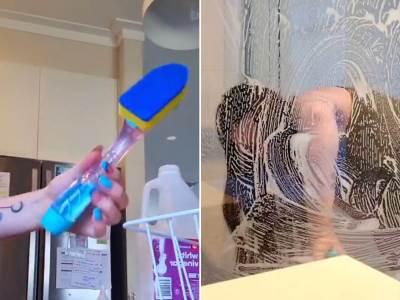 trik za čišćenje tuš kabine