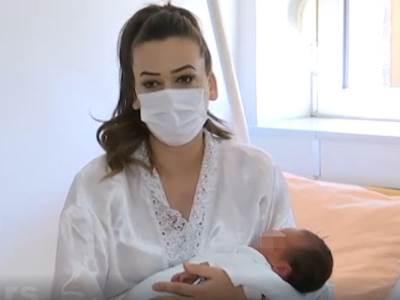 beba iz embriona