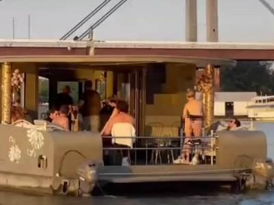 Ljudi na brodu