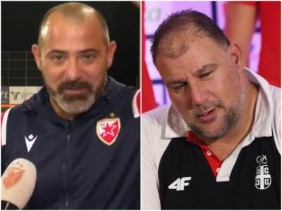 Dejan Stanković i Dejan Savić