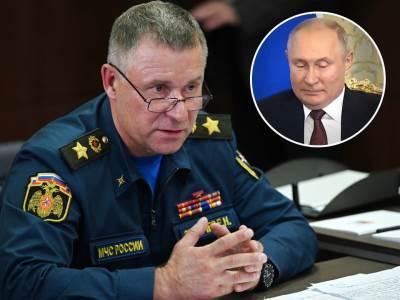 Jevgenij Ziničev I Vladimir Putin