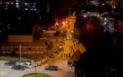 Požar u Tetovu