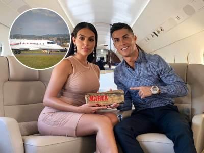 Ronaldo, Avion