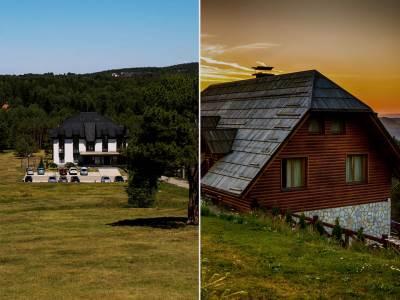 Kuća u prirodi
