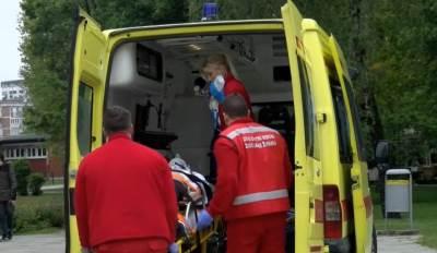 Hitna pomoć u Hrvatskoj