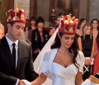 milica mandić venčanje 3