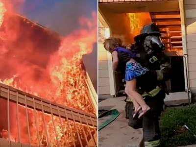 požar amerika