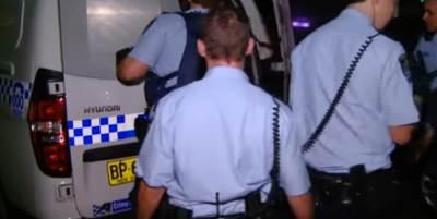 Policija u Australiji