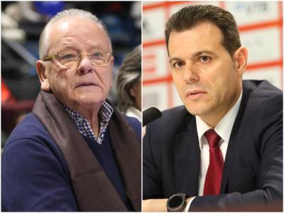 Duda Ivković i Dimitris Itudis