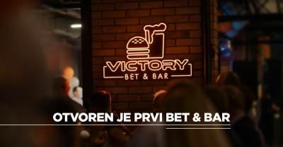 Victory Bet&Bar Promo