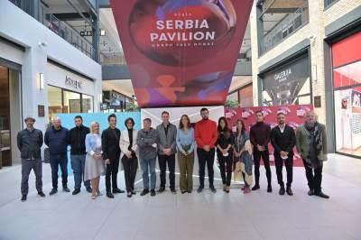 Ucesnici nastupa Srbije na Dubai EXPO 2020