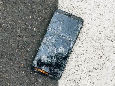 polomljeni telefon