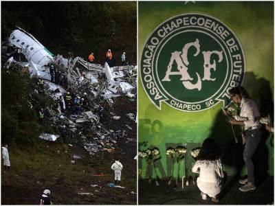 Šapekoense avionska nesreća