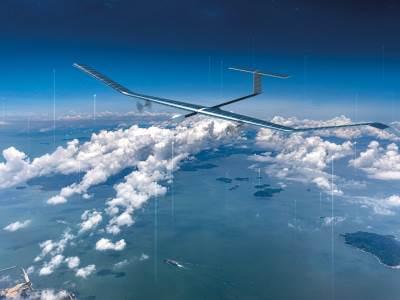 Airbus Zephyr letelica na solarni pogon