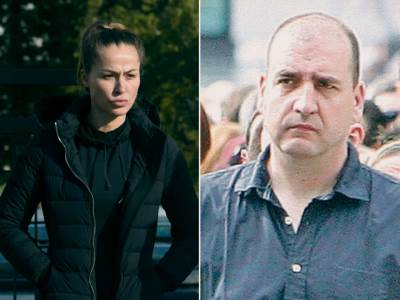 Dijana Hrkalović, Dragoslav Miloradović, Gale