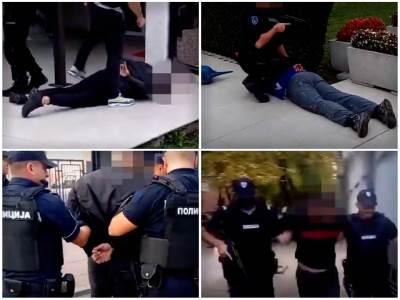 hapšenje osumnjičenih ubistvo porodica đokić