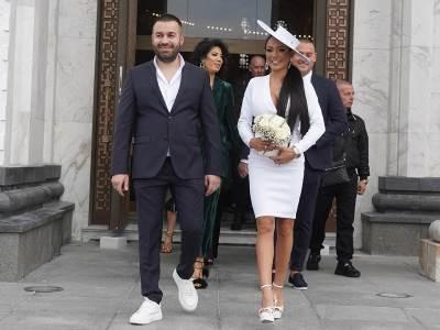 Tamara Đurić i Marko Kačarević venčanje