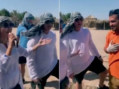 dačičeva snajka peva egipćanima