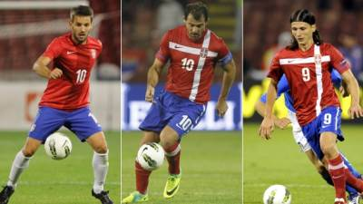 FK Crvena zvezda, Miloš Ninković, Dejan Stanković, Marko Pantelić