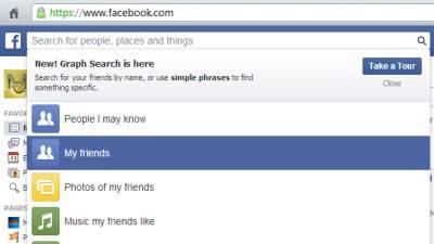 Facebook,Graph
