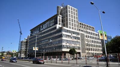 Zgrada Bigza, Bigz, ulica Vojvode Mišića, sajam