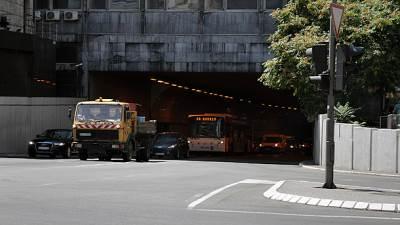 Beograd, tunel, gsp, saobraćaj, ulica, terazijski tunel