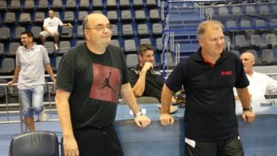 KK Partizan, Duško Vujošević