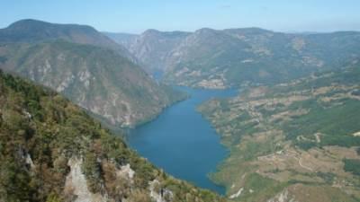 perućac tara jezero planina planine