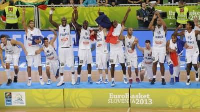 eurobasket, france