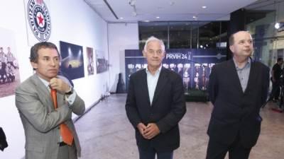 Dragan Đurić, Ratomir Babić, Darko Grubor