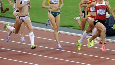 Atletika, atletska staza
