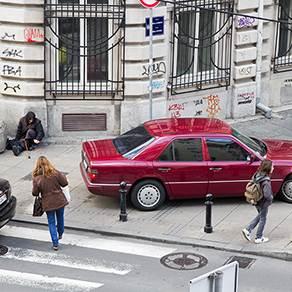 Petar Stojanović - MONDO bahato parkiranje