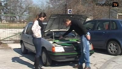 Auto na struju