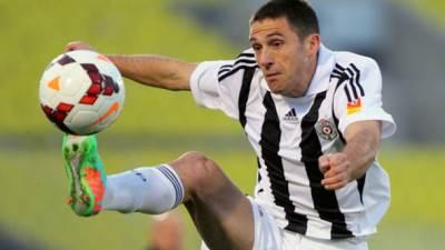 Miroslav Vulićević, Partizan