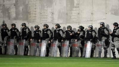 policija, kordon