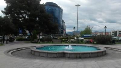 Podgorica, trg