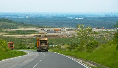 radmilovac,deponija vinča kamion čistoća