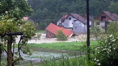 krupanj, poplava