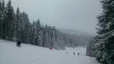 Kopaonik, planina, zima