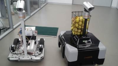 roboti robot kasius cassius nauka inovacije izumi