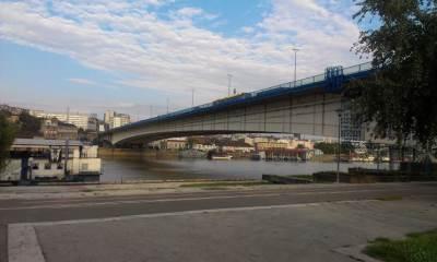 most, Brankov most, Beograd, mostovi, reka