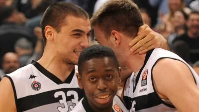Partizan, košarka