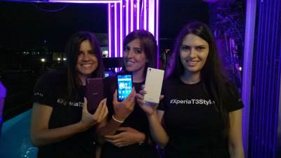 Sony, Xperia T3, Sony Xperia T3